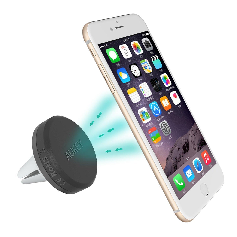 Support voiture magnétique pour smartphone Supportmagnetique